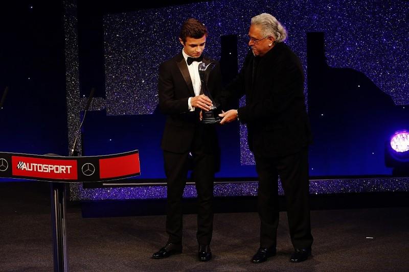 Autosport Awards 2016: Lando Norris wins British Club Driver