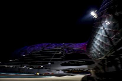 Abu Dhabi GP2 testing: Latifi fastest for DAMS on final day