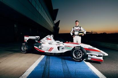 Q&A: McLaren Autosport BRDC Award finalist Toby Sowery