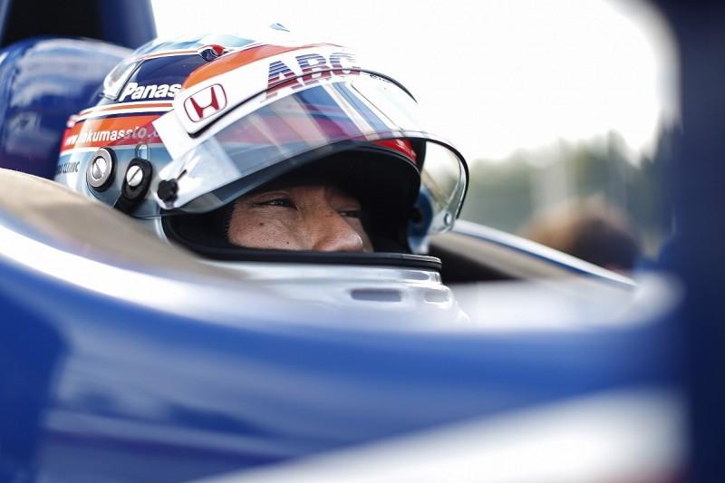 Ex-F1 driver Sato joins Andretti Autosport for 2017 IndyCar season