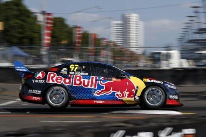 Triple Eight Holden driver van Gisbergen wins first Supercars title