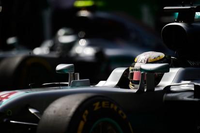 Hamilton's future Mercedes F1 team-mate has to 'stand the heat'