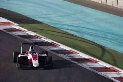 Abu Dhabi GP3 test: Russell tops final day with ART Grand Prix