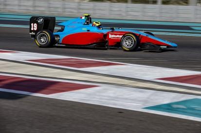 Abu Dhabi GP3 test: Alessio Lorandi and Niko Kari lead day two