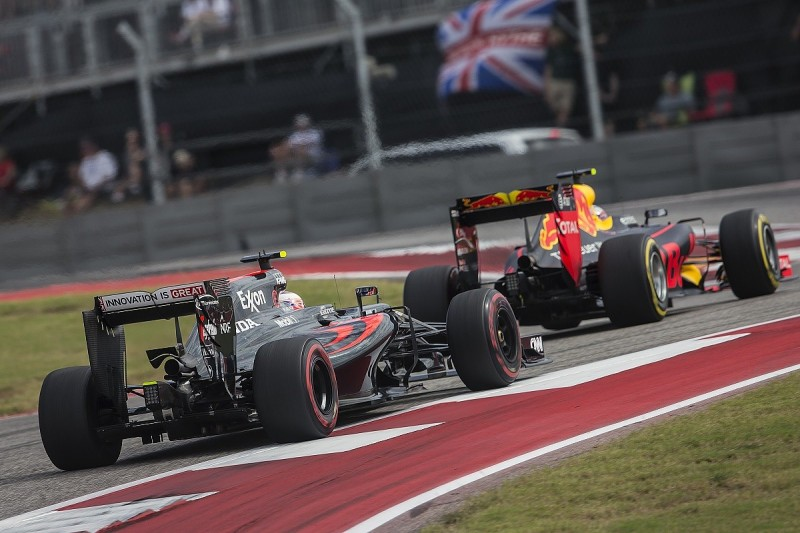 F1 fuel supplier ExxonMobil switches from McLaren to Red Bull