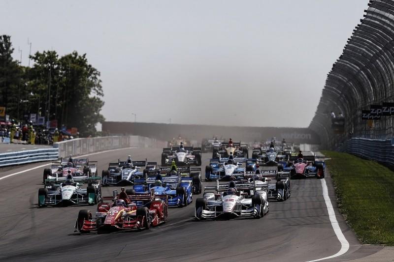 IndyCar could keep current Dallara DW12 past 2021 season