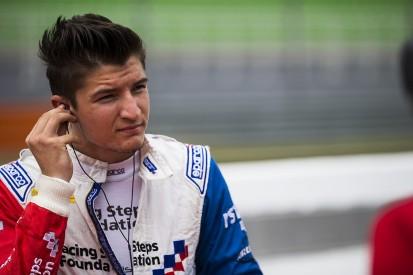 Jake Dennis makes surprise F3 return in Silverstone testing