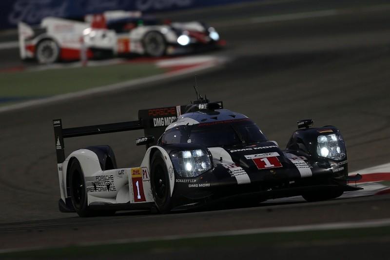 World Endurance Championship LMP1 rules freeze locked in
