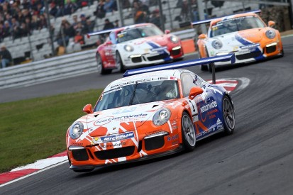 Double Porsche Carrera Cup GB champion Cammish graduates to Supercup