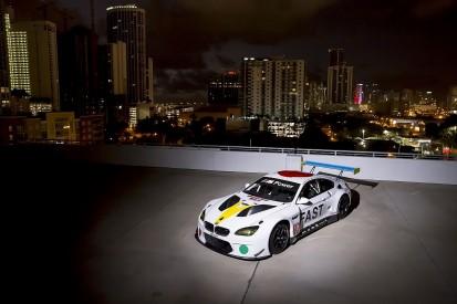 BMW unveils new 'Art Car' for 2017 Daytona 24 Hours IMSA opener