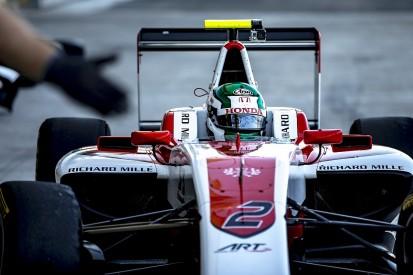 GP3 testing: Honda junior Fukuzumi leads all-ART top three