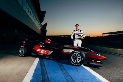 Q&A: McLaren Autosport BRDC Award finalist Sennan Fielding