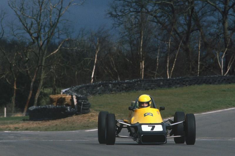 Senna and Schumacher's Formula Fords for Autosport International