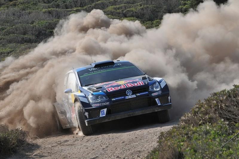 WRC approves running order rule revamp and 2017 calendar