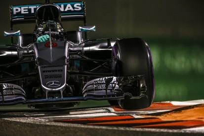 F1 world champion Nico Rosberg admits title pressure slowed him down
