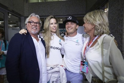 Keke Rosberg stayed away from son Nico's Formula 1 title decider