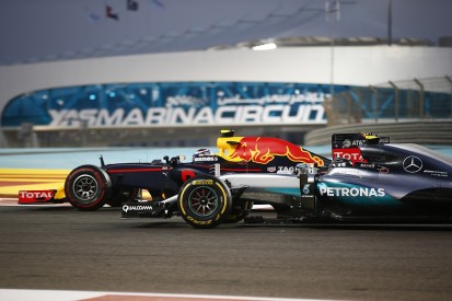 F1 champion Nico Rosberg's battle with Max Verstappen 'brave'