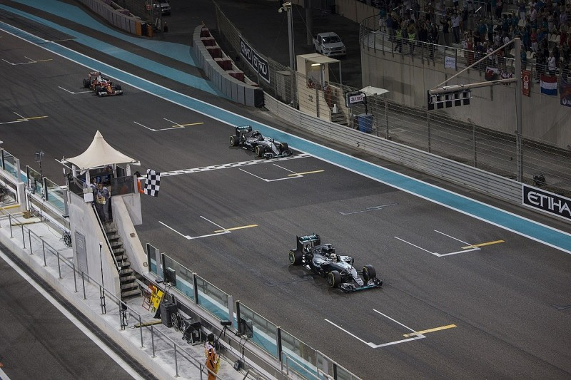 Toto Wolff: Lewis Hamilton set precedent in Abu Dhabi F1 decider