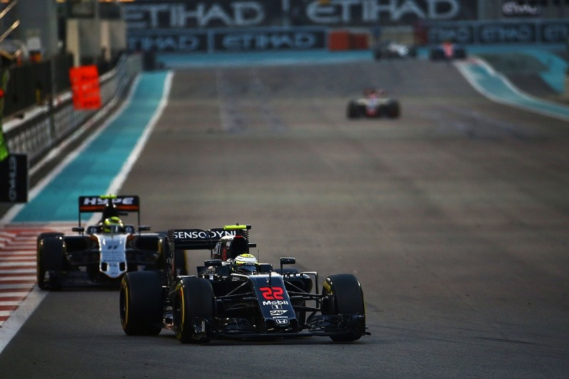 Jenson Button 'really emotional' after early exit from last F1 race