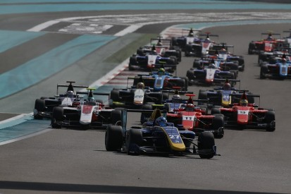 Abu Dhabi GP3: Jake Hughes completes recovery with Sunday win