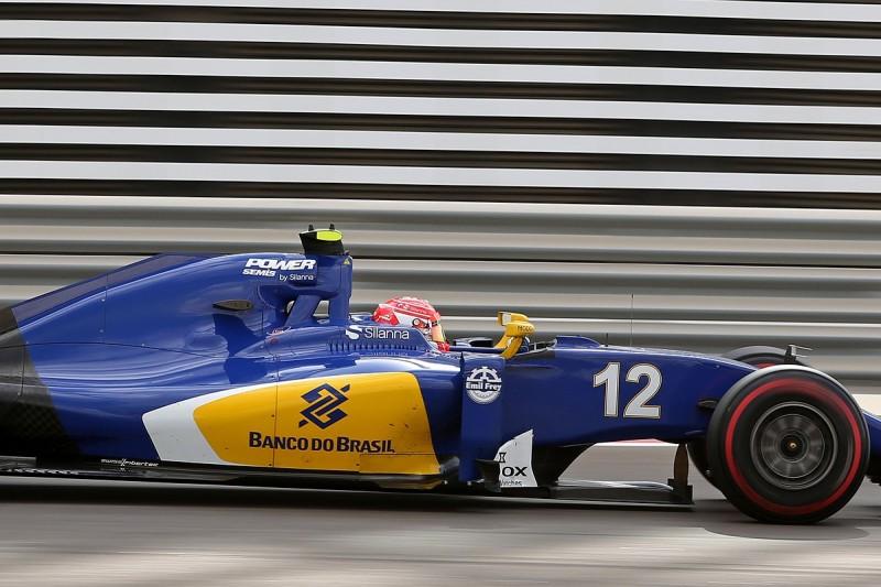 Sauber F1 team says Felipe Nasr has lost his main sponsor
