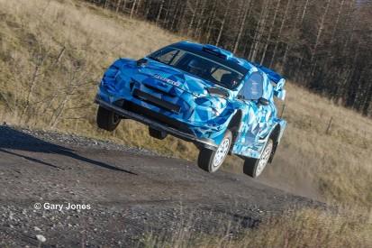 Sebastien Ogier impresses M-Sport in 2017 WRC Ford test