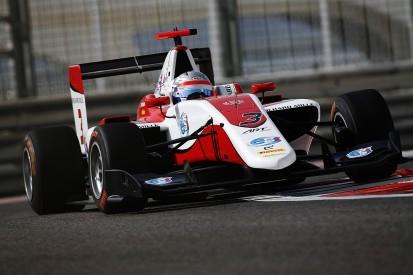 Abu Dhabi GP3: Albon takes pole to reduce Leclerc's points lead
