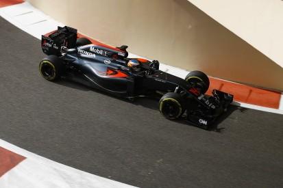 New McLaren F1 director Brown's focus on getting 2018 title sponsor