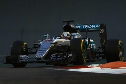 Lewis Hamilton leads second Abu Dhabi Grand Prix practice too