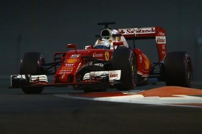 Vettel buoyed by Ferrari's 'very good Friday' at Abu Dhabi GP