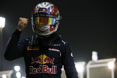 Pierre Gasly grabs crucial GP2 pole position for title-deciding weekend