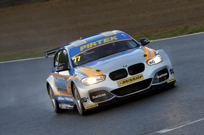 Andrew Jordan 'buzzing' after first WSR BMW test ahead of 2017 BTCC