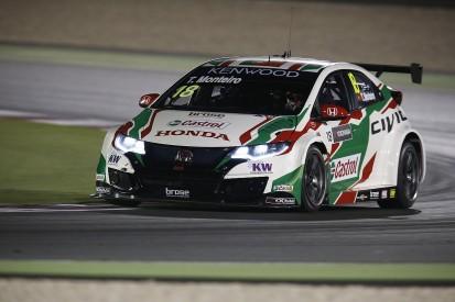 WTCC Qatar: Tiago Monteiro quickest in practice for season finale