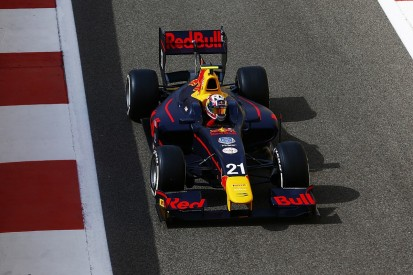 Abu Dhabi GP2: Red Bull's Gasly tops practice for finale