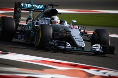 Lewis Hamilton fastest in first Abu Dhabi Grand Prix practice