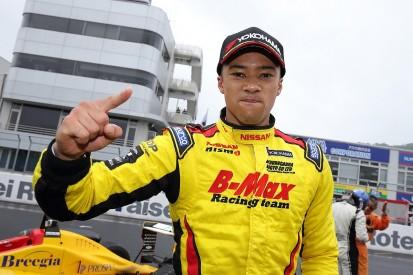 Nissan protege Jann Mardenborough targets 2017 Super Formula seat