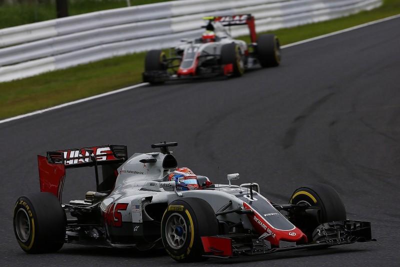 Romain Grosjean says Haas F1 team needs two drivers scoring points