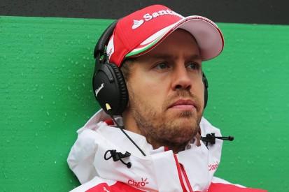 Sebastian Vettel: Ferrari can't be proud of 2016 Formula 1 season