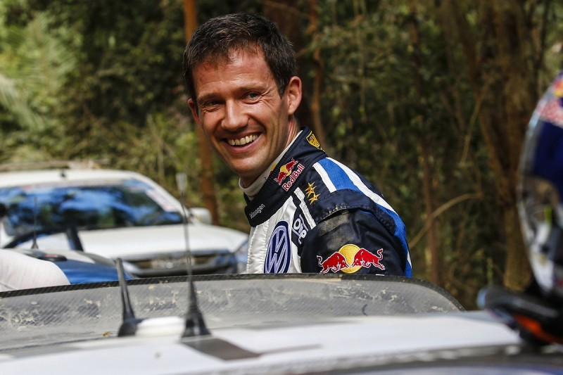 Sebastien Ogier to test M-Sport 2017 WRC machine this week