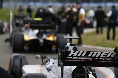 Hilmer Motorsport plans GP2 return in 2017