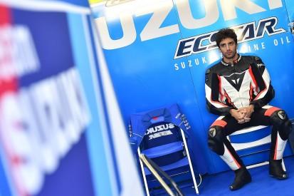 Suzuki MotoGP recruit Andrea Iannone leaves Jerez test early