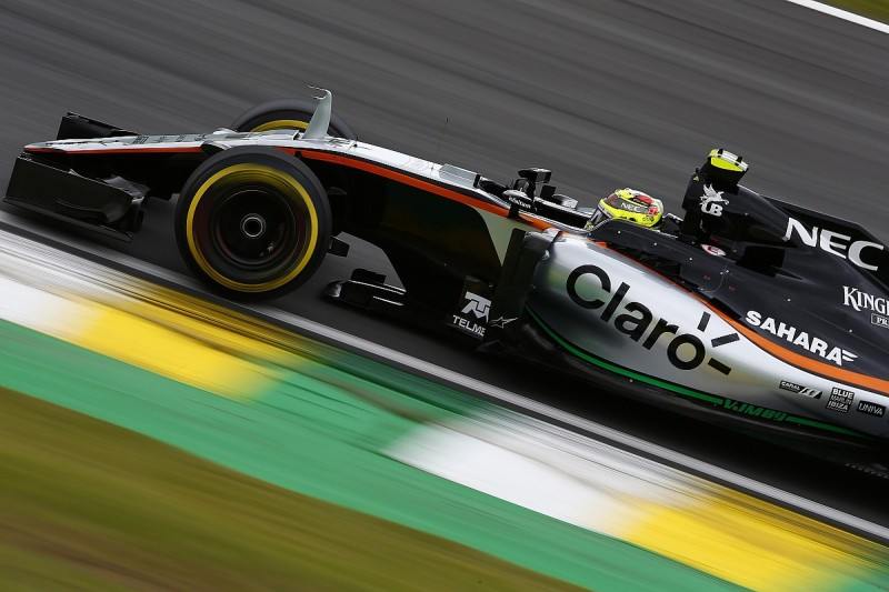 Force India can be third in 2017 F1 constructors' race, Perez feels