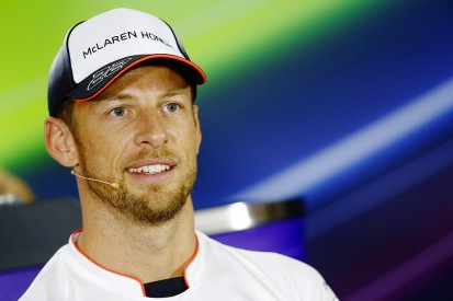 McLaren's Jenson Button approaching Abu Dhabi GP as final F1 event