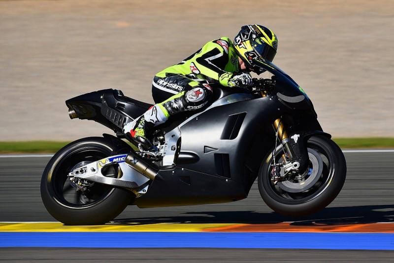 Aprilia MotoGP bike surprises new signing Aleix Espargaro