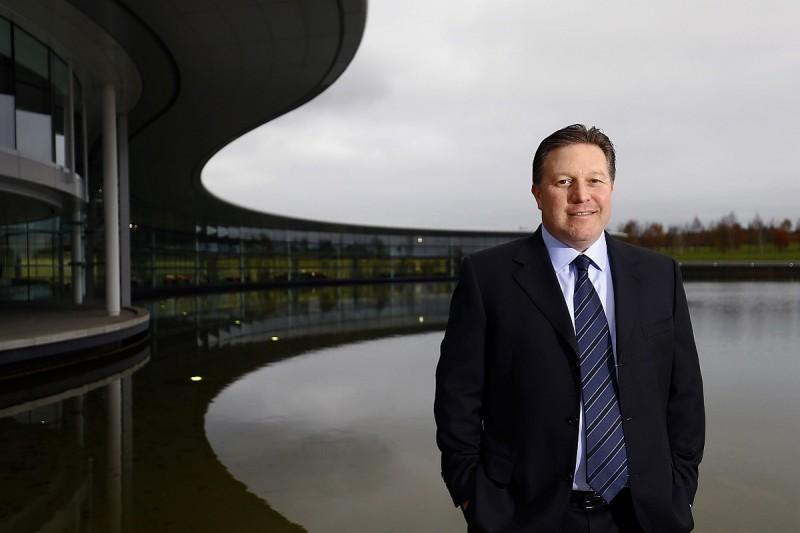 McLaren F1 team appoints Zak Brown as executive director