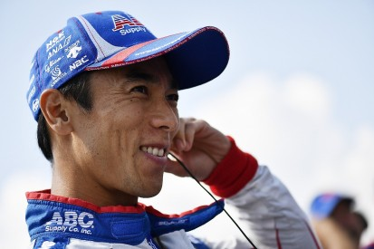 Takuma Sato's Andretti IndyCar deal expected before Christmas