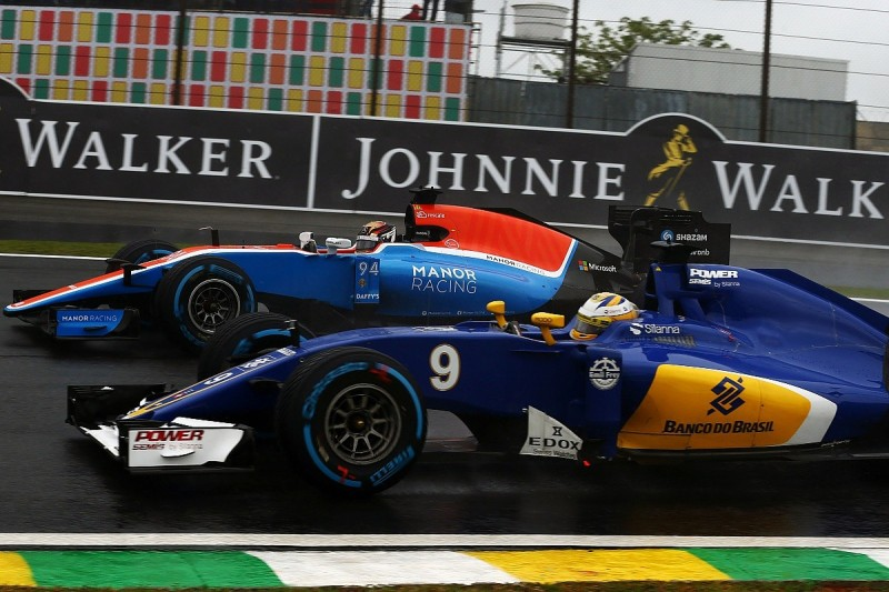 Manor F1 driver Wehrlein leads fight for Sauber's second 2017 seat