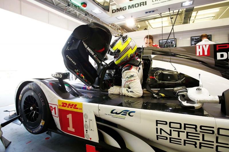 WEC rookie test: Gustavo Menezes fastest in Porsche 919 Hybrid