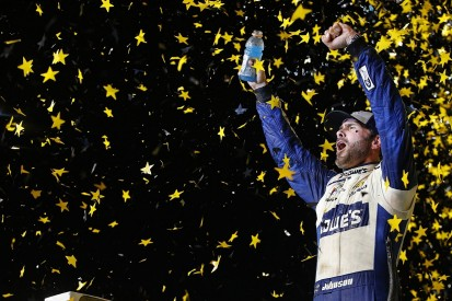 Jimmie Johnson wins seventh NASCAR Cup title in chaotic finale