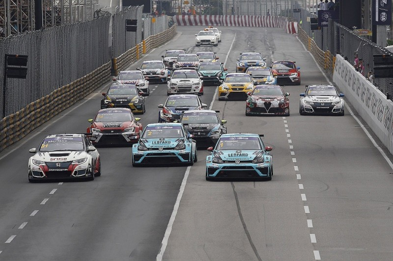 TCR and Macau Grand Prix organisers in row